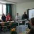 Brandenburgs Bildungsminister Holger Rupprecht zu Gast in unserer Schule